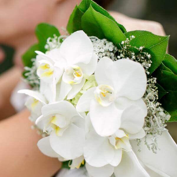 Brautstrauss - Blumen für die Braut am Hochzeitstag - weddix