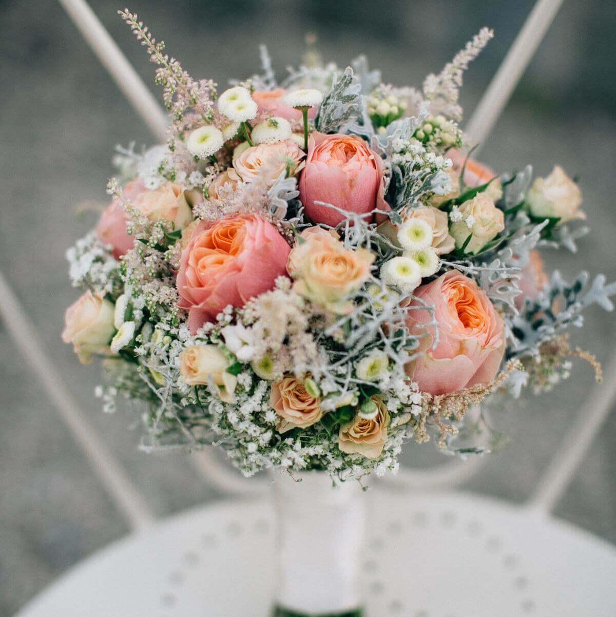 Hochzeitsblumen Und Ihre Bedeutungen Weddix