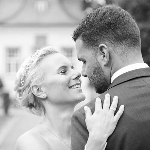 Verena und Sebastians traumhafte Real Wedding im Schloss - weddix