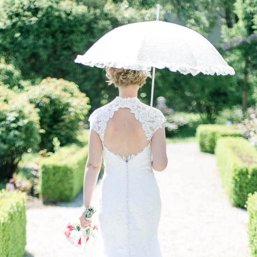 Traumhafte gebrauchte Brautkleider - weddix