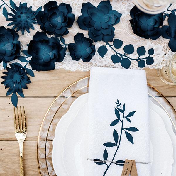 Hochzeit In Blau Inspirationen Und Ideen Weddix