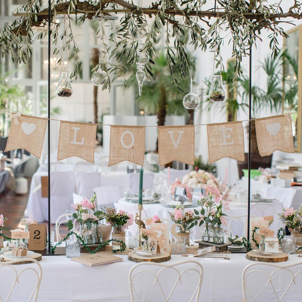 Marmor Geometric Und Federn Das Sind Die Top 10 Hochzeitstrends