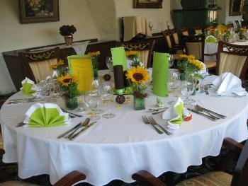 Deko Ideen Mit Sonnenblumen Hochzeitsforum Von