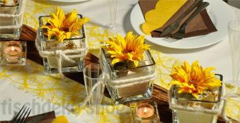 Deko Ideen Mit Sonnenblumen Hochzeitsforum Von Weddix De