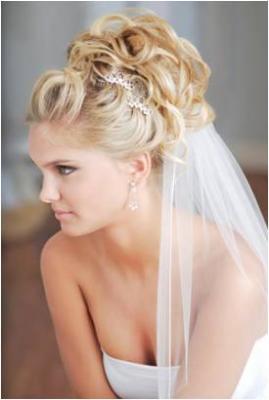 Brautfrisuren Hochgesteckt Mit Schleier Beliebtes Hochzeitsfoto