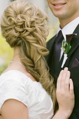 Welche Brautfrisur Habt Ihr Denn So Hochzeitsforum Von Weddixde