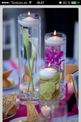 Blumen Tischdeko Hochzeitsforum Von Weddix De