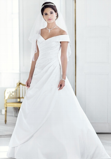Brautkleider-Galerie Brautkleid von Pure White by Lilly in der weddix ...