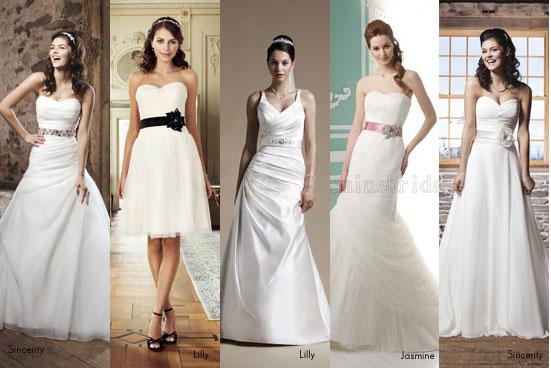 Verführerische Rückansicht: Brautkleider mit Rückenausschnitt