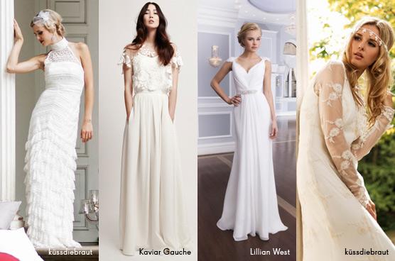 Die Brautkleidertrends - weddix