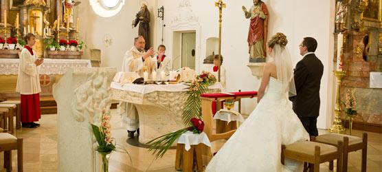 Katholisch Heiraten
