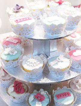 Cupcakes - süße Alternative zur Hochzeitstorte - weddix