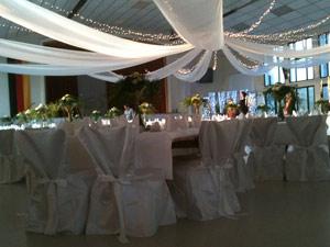 Brautstrauß und Hochzeitsdekoration Deko Diamant - weddix