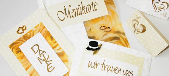 Hochzeitskarten selbst basteln anleitungen weddix - Ideen hochzeitseinladungen selbst basteln ...