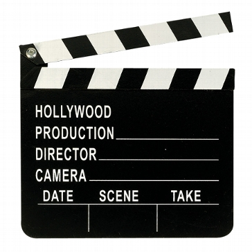 "Regietafel ""Hollywood"""