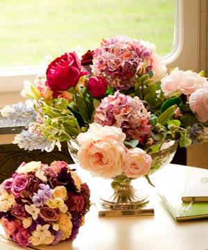 Blumentrends der saison